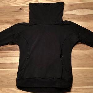 Lululemon cowl sweatshirt